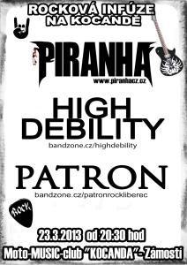 Piranha 23.3.2013